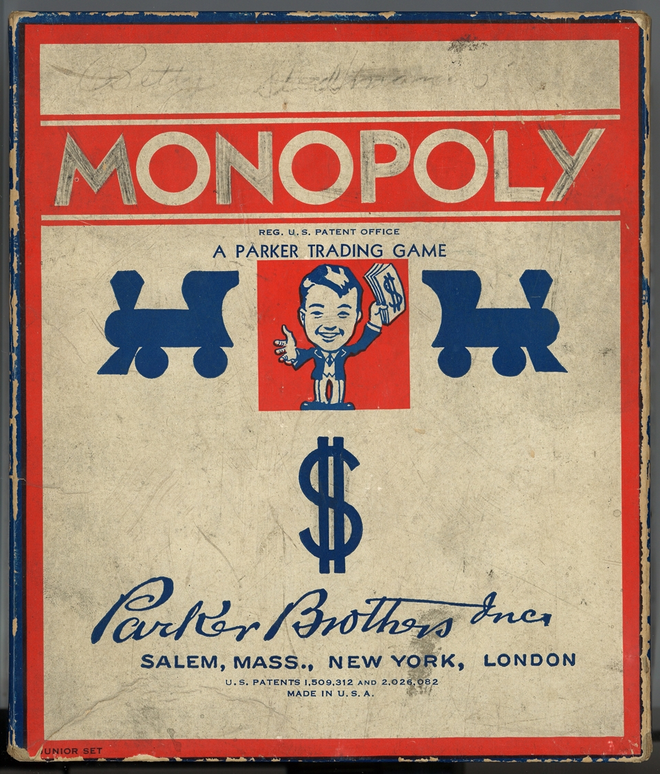 an essay on the game monopoly The disadvantages of monopoly a lot of us when they were children, they played monopoly game in fact,.