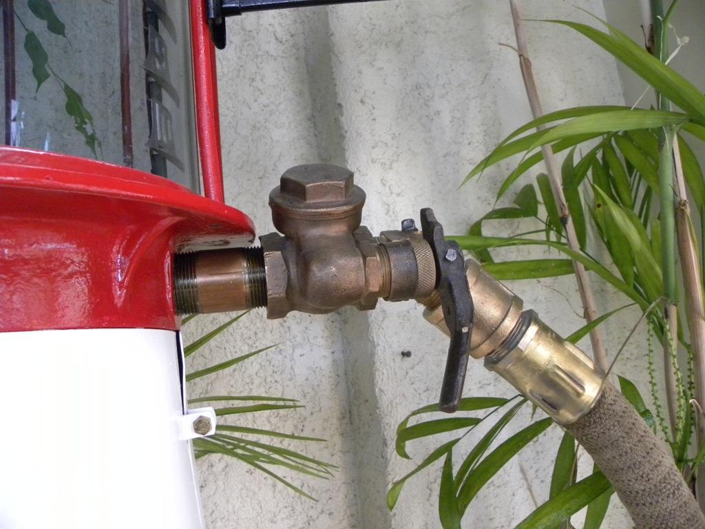 1928 Wayne 615 Visible Gas Pump